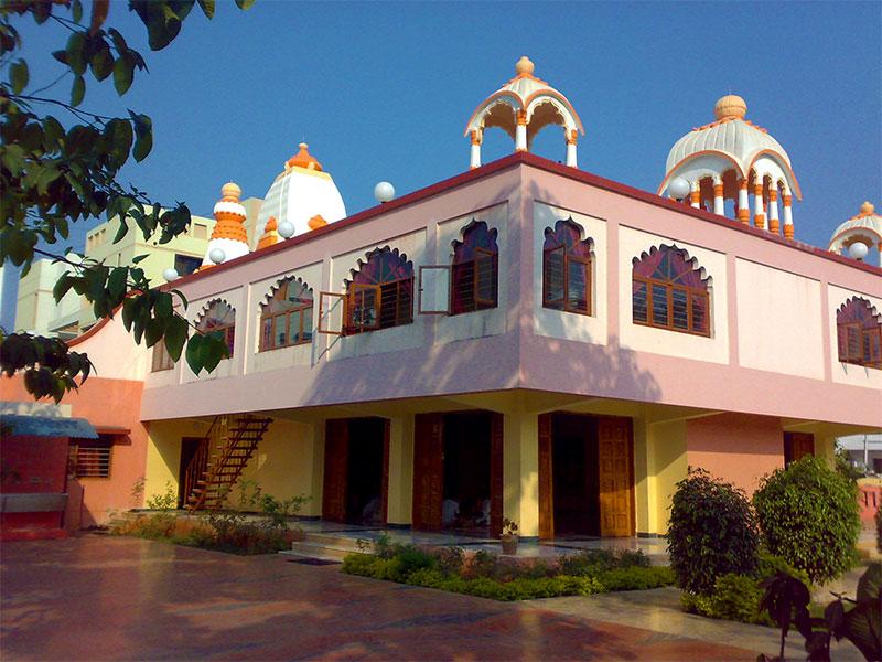 ISKCON Nasik Temple