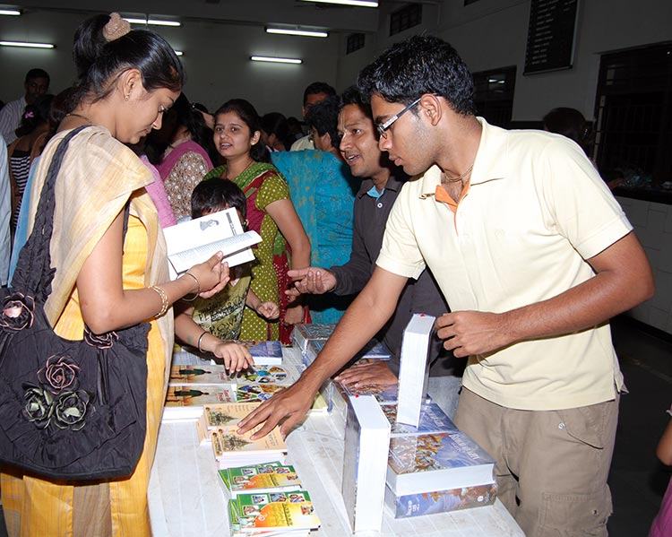 Book Distribution