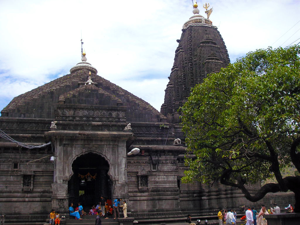 Jyotirlingsas Trimbakeshwar Temple